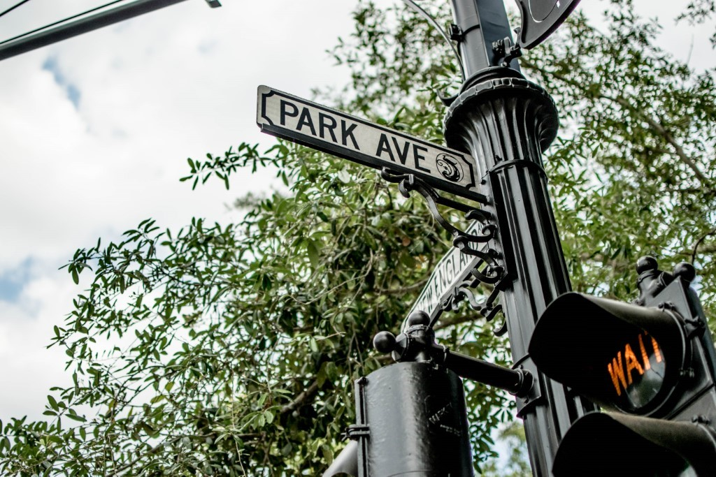 Park Avenue Winter Park, Fla