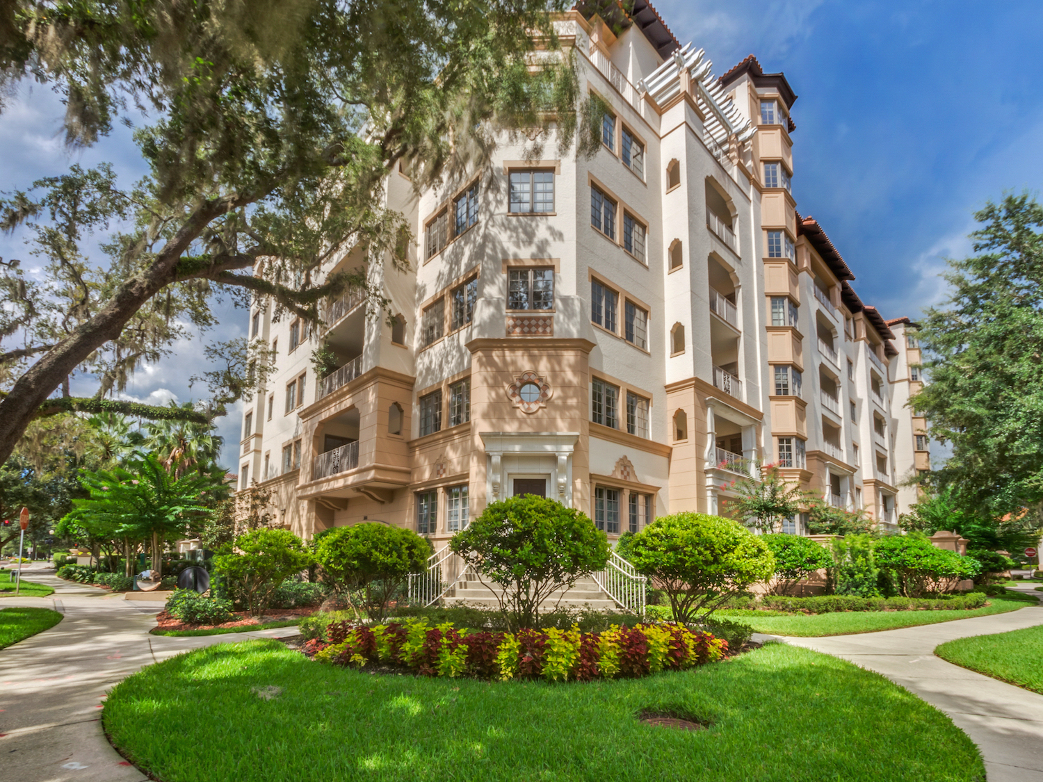 The Residences, 300 S Interlachen Avenue in Winter Park, Fla.
