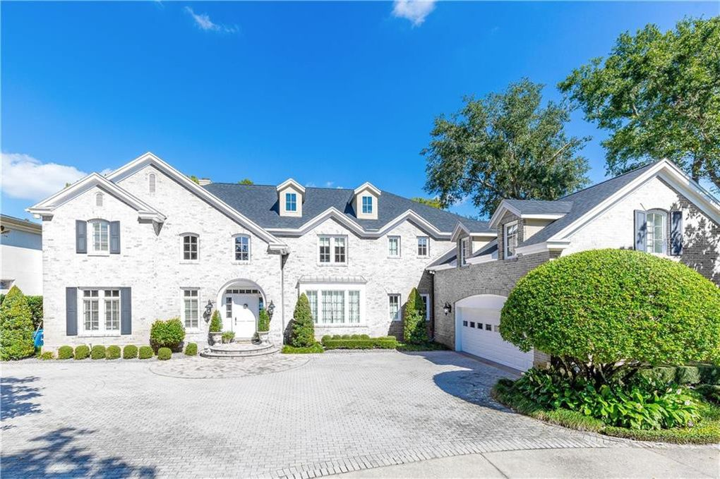 Home in Winter Park purchased by Evan Fournier, Orlando Magic shooting guard.
