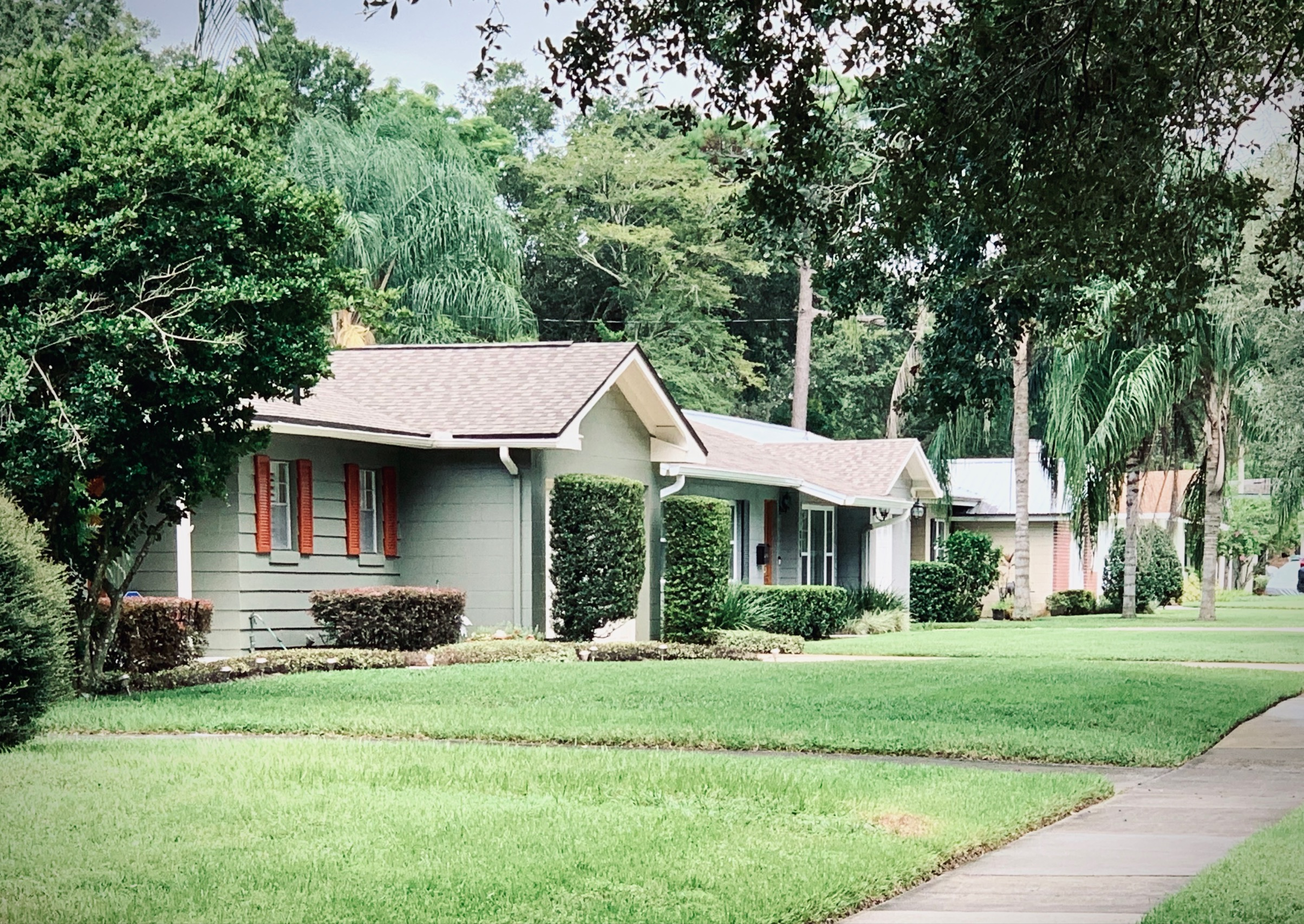 Homes in Winter Park, Fla.