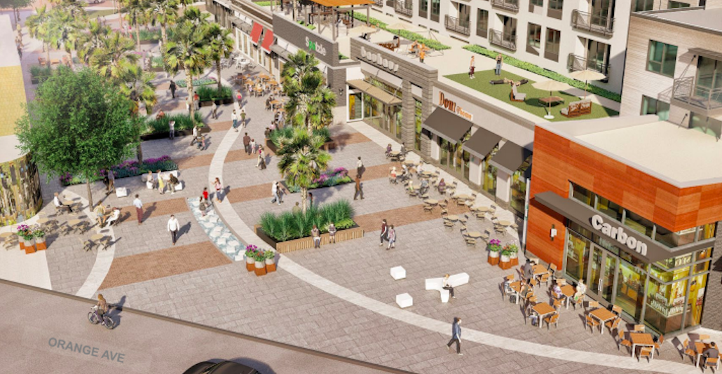 Orange Avenue Overlay rendering from City of Winter Park