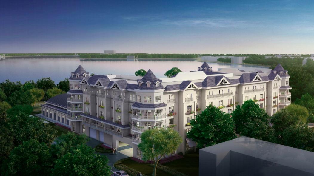 Henderson Hotel rendering